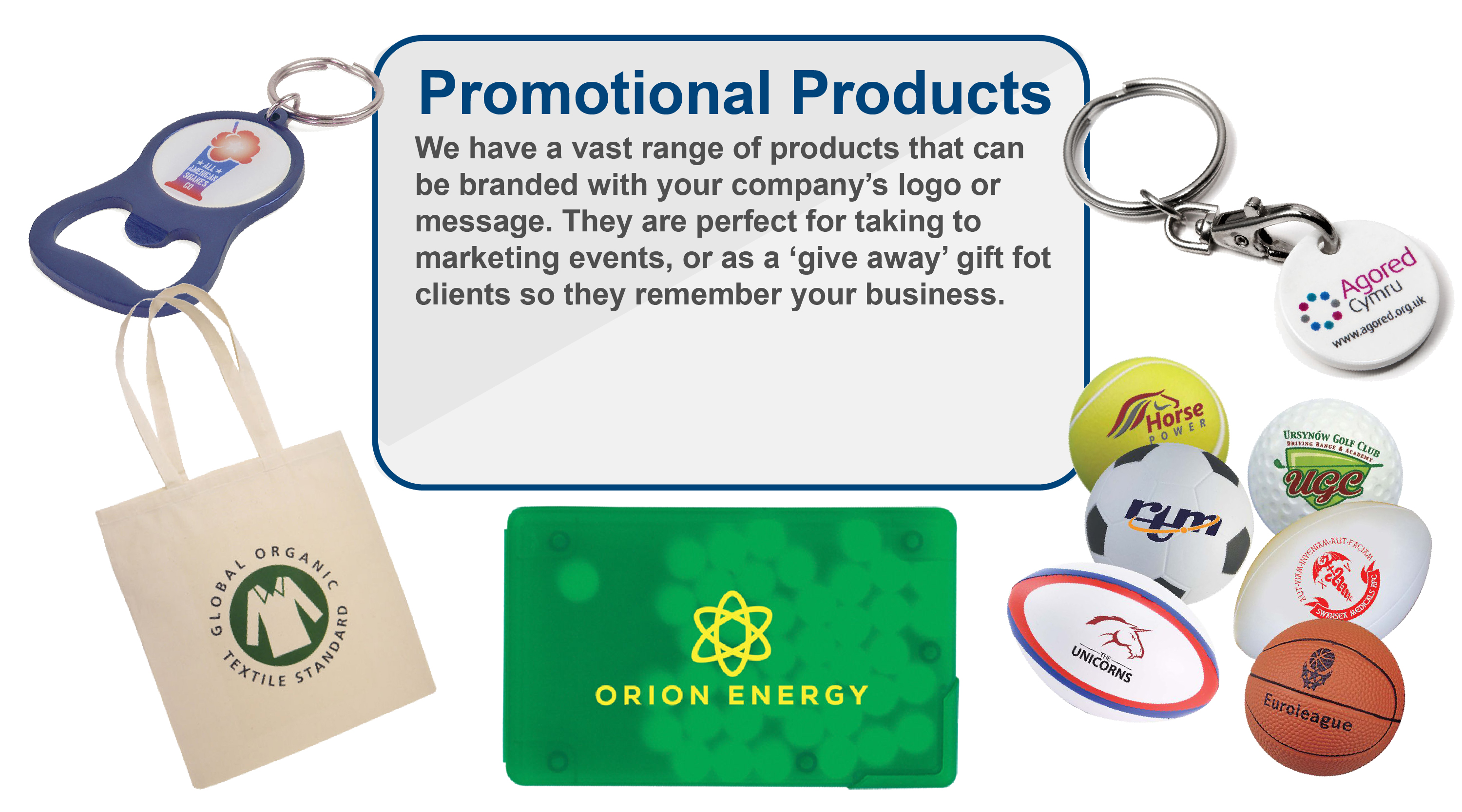 Promotional Products 4